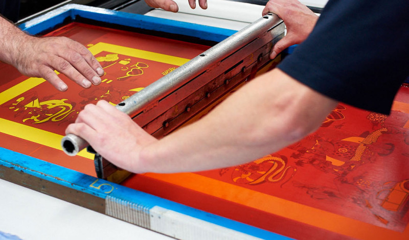 What is screen printing? The process explained