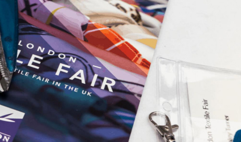 We're Exhibiting at The London Textile Fair 2020